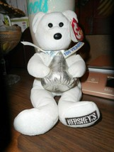 Ty Beanie Baby - HUGSY the Hershey Bear (Walgreen's Exclusive) with TAGS - $8.42