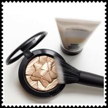 MAC Shiny Pretty Things GlowGetter Gold Skinfinish 161 Brush To Go Strobe Cream - $24.99