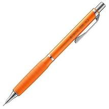 Pentel Orenz Mechanical Pencils RubberGrip 0.2mm Orange XPP602G-F - $6.40