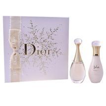 Christian Dior J'adore 1.7 Oz Eau De Parfum Spray + Body Milk 2.5 Oz Gift Set image 2