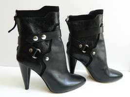 Isabel Marant Boot Redford Ankle Bootie Wrap Around Strap High Heel $117... - $391.05