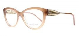 New Burberry B 2210 3173 Brown Eyeglasses Authentic Frames Rx B2210 51-17 W/CASE - $109.25