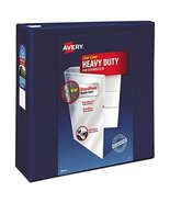 Avery Heavy-Duty Reference View Binder with 4-Inch One Touch EZD Ring, N... - $28.91