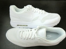 Nike Mens Air Max 1 Ultra 2.0 Essential Running Shoes White Size 12 8756... - $79.19