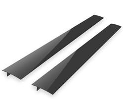 Kohzie Stove Counter Gap Cover - Silicone BLACK Set of 2 Stove Gap, Gap ... - $13.17