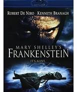 Mary Shelley's Frankenstein [Blu-ray] - $4.95