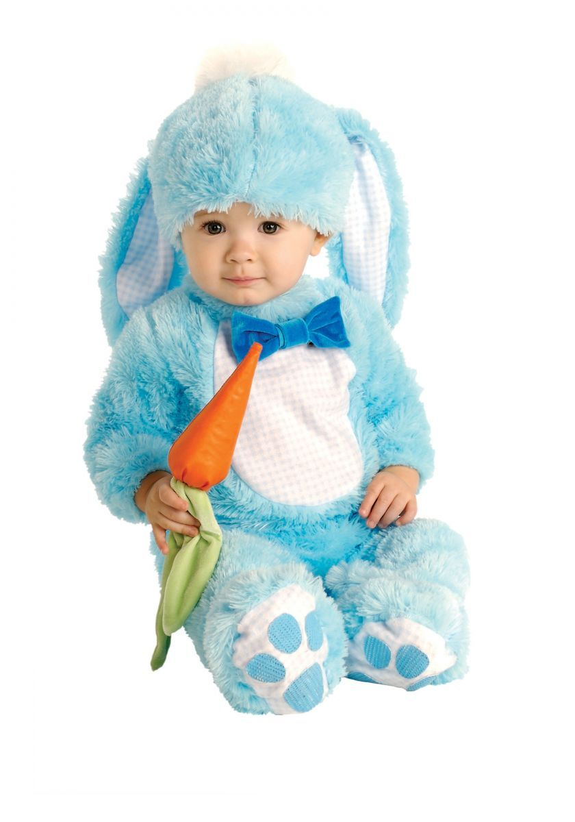 Primary image for Handsome Lil' Wabbit Blue Halloween Costume