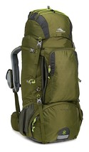 Hiking Backpack Tech Series Frame Pack Treks Camp Boy Girl Scout Sports - $91.92
