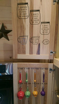 Command Hooks Kitchen Measurement Cabinet Wall Decal Stickers Images Too... - $24.95
