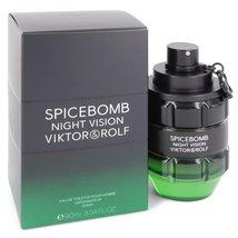 Viktor & Rolf Spicebomb Nignt Vision 3.0 Oz Eau De Toilette Spray  image 2