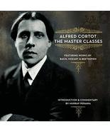 Alfred Cortot: The Master Classes [Audio CD] Alfred Cortot; Murray Perah... - $19.95