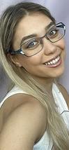 New Vintage ALAIN MIKLI AL 10200203 Rx Women's Eyeglasses Frame France - $289.99