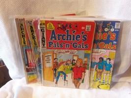 Archie Series Comic Book Set, Archie's Pals N Gals, #'s 50 & 86 & 92 & 9... - $11.99