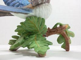 THE LENOX GARDEN BIRD COLLECTION Western Scrub Jay (2001 Fine Porcelain) image 11