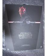 Hot Toys Movie Masterpiece 1/6 Scale Figure Star Wars Phantom Menace Dar... - $442.53