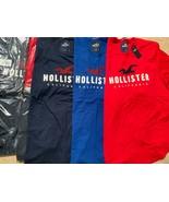 Neuf Hollister par Abercrombie Hommes Logo T-Shirt Graphique, S-M-L-XL - $19.90