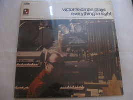 Victor Feldman Plays Everything In Sight Pacific Jazz ST 20121 Stereo SEALED LP image 1