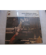 Victor Feldman Plays Everything In Sight Pacific Jazz ST 20121 Stereo SE... - $64.99