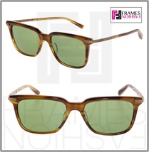 DITA COOPER Square Amber Vintage Green 18K Gold DRX2075B Sunglasses 2076 Men - $326.70