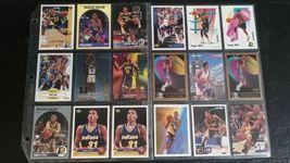 Vintage Lot 81 Reggie Miller NBA Basketball Trading Card image 10