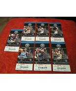 NBA 2010-11 Orlando Magic Full Unused Ticket Stubs (Hawks, 76ers,Heat, E... - $3.95