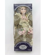 Emerald Doll Collection 'Niada' With Stand in Original Box - $22.99
