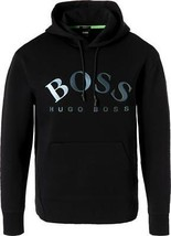 Hugo Boss Men's Premium Sport Hoodie Sweatshirt Sweater Track Jacket 50379464