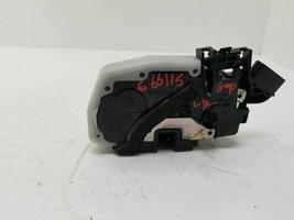 Door Lock Actuator Driver Left Rear 2011 Infiniti G37 - $97.02