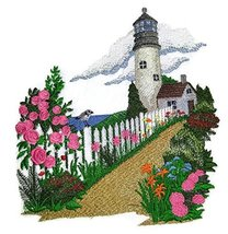 """""""Captain I See The Light"""" Custom and Unique Lighthouse[Summer Bliss Ligh... - $26.72"""