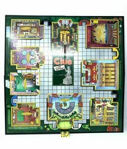 The Simpsons Clue Game Replacement Pieces Parts Game Board Only - $20.00
