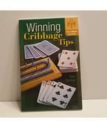 WINNING CRIBBAGE TIPS BY DAN BARLOW. ISBN 9781402711046 - $12.00