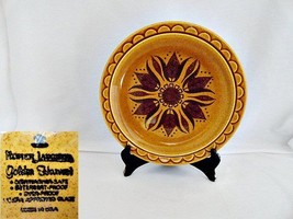 Homer Laughlin Golden Harvest Dinner Plate - $10.62