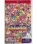 Lisa Frank Over 600 Stickers (Original Version) (Original Version) - $4.91