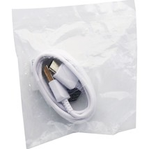 Samsung USB-C to USB Fast Charge/Sync Cable for Galaxy S10 - White (EP-DG970BWZ) - $27.49