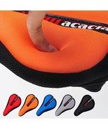 3D Bicycle Saddle Bike Seat High-grade Seat Cover Cycling Mountain Thick... - $12.95