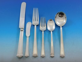 Pantheon by International Sterling Silver Flatware Set 12 Service 75 pcs... - $6,187.50