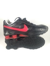Nike Shox Classic Ii (Gs) Red & Black Youth Size 6Y 309643-061 Rare - $49.38