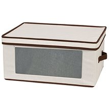 Household Essentials 540 Vision Storage Box with Lid and Handles | Cockt... - $29.07