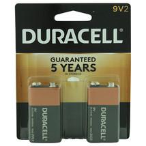 Duracell 9V Batteries Pack of 2   - $10.51