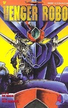 Venger robo (Viz manga heroes) #4 [Jan 01, 1993] Nagai, Go [Comic] - $4.79