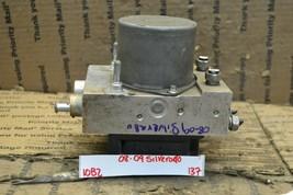 08-09 Chevrolet Silverado 1500 ABS Pump Control OEM Module 25871209 137-10b2 - $31.99