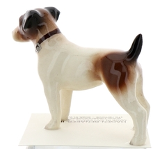 Hagen-Renaker Miniature Ceramic Dog Figurine Jack Russell Terrier image 3