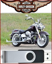 2005 Harley-Davidson Softail Models Service Repair Manual On USB Flash Drive - $18.00