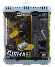 G.I. Joe Sigma 6 Snake Eyes 8 Inch Commando - $97.02
