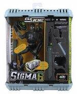 G.I. Joe Sigma 6 Snake Eyes 8 Inch Commando - $97.02