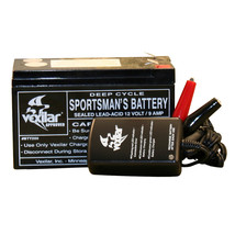 Vexilar Battery  Charger [V-120] - $75.40