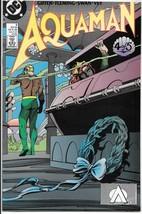 Aquaman Comic Book #4 Limited Series DC Comics 1989 NEW UNREAD VERY FINE- - $2.75