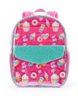 Wonder Nation ~ Durable ~ Clear Thinking ~ So Sweet ~ Kids Backpack Book... - $17.42