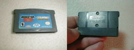 game boy advance game lot 3pc power rangers monster trucks kim possible 3 tested image 3