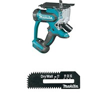 Makita XDS01Z 18V LXT Lithium-Ion Cordless Cut-Out Saw, Tool Only with B-49703 - $325.86